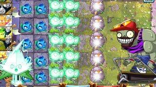 Plants vs Zombies New Battlez Electric Blubbery and Peashooter Team Battle vs Cardio Zombie