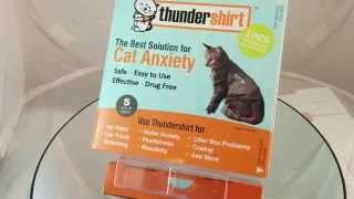Ebid Sale Thundershirt Best Solution Cat Anxiety Effective Safe Leash