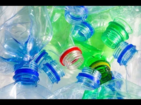 diy\how to make use of waste plastic bottles in home/hair clips organizer