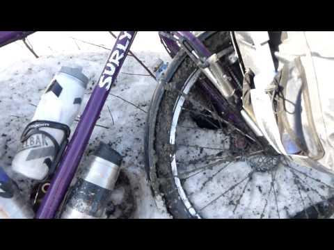 Bicycle touring (Alaska Part 1 of 2)