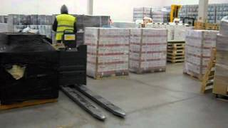 Job in Warehouse