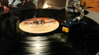 "Kiss ""Tomorrow And Tonight"" from Love Gun on Vinyl"