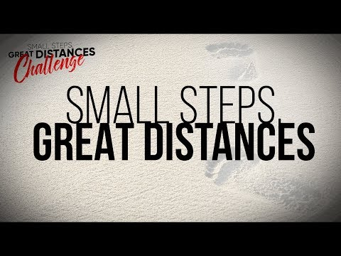 TGIM | SMALL STEPS, GREAT DISTANCES