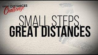TGIM | SMALL STEPS, GREAT DISTANCES