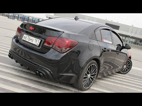 Установка | Blow Off | Chevrolet Cruze 1.4 Turbo #18
