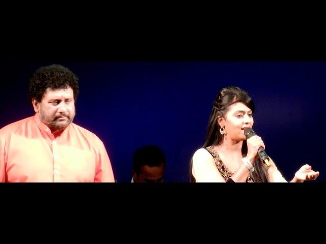 Bahon Mein Teri Masti Ke Ghere : Kala Pather : Sarrika Singh & Shrikant Live