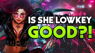 I Was Wrong About Her And She's Actually Not Bad!? - Smite