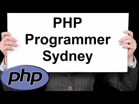 PHP Programmer Sydney 888-411-2221 - PHP Programming