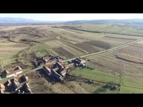 Dji Phantom 3 advanced - Arad county aerial video