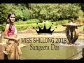 Miss Shillong 2018👑- Sangeeta Das 👑 In Traditional Dress Fashion Society Beauty Pageant.