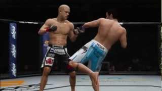 Ночные драки UFC Undisputed 3
