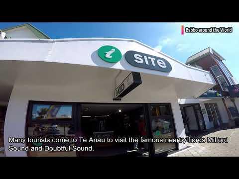 Te Anau - New Zealand