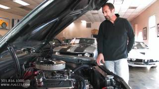 1967 Chevrolet Impala SS 396  for sale with test drive, driving sounds, and walk through video