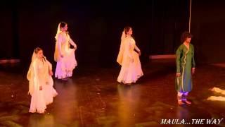 CONCEPTUALIZED KATHAK DANCE PRODUCTION...MAULA..the way thumbnail