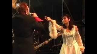 """1999 Taubertal Festival - Joachim Witt """"Und... ich lauf"""" live"""