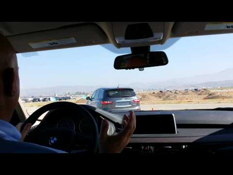 2014 BMW X5 Ride-And-Drive