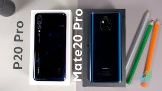 Huawei Mate 20 Pro vs P20 Pro Porównanie Czy warto dopłacić? | Robert Nawrowski