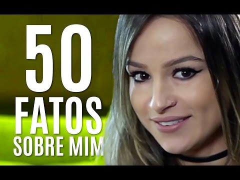 50 FATOS SOBRE MIM  - ALICE MATOS
