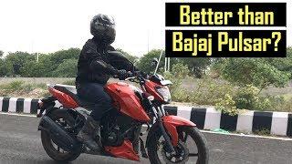 TVS Apache RTR 160 4V Long Term Review | Better than Bajaj Pulsar, Honda CB Hornet?