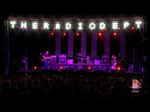 The Radio Dept live at Playtime Festival 2016, Mongolia