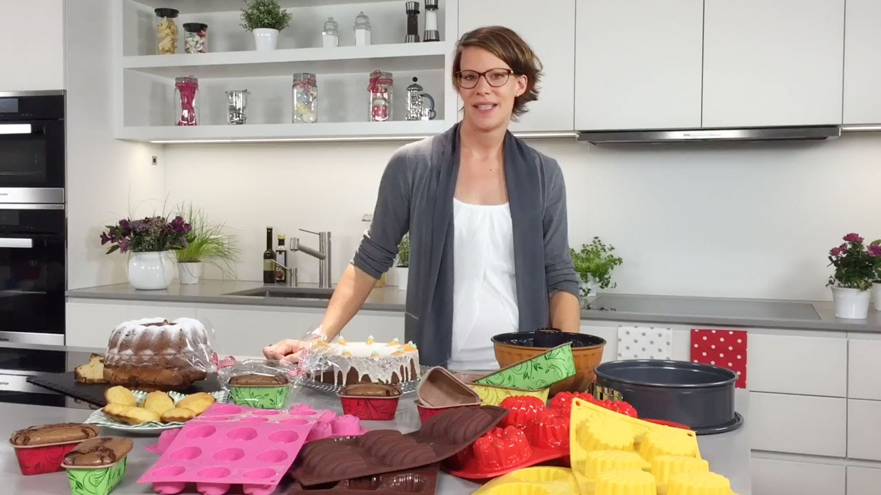 Torten gro/ße Kuchenform Kuchenform Party antihaftbeschichtet Zuhause Brot f/ür Geburtstag Unbekannt Silikon-Backform f/ür Kuchen