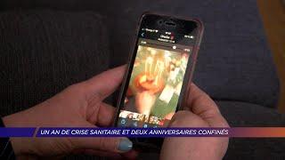 Yvelines | Un an de crise sanitaire et deux anniversaires confinés