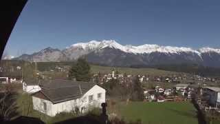 Semaine ski dans le Tyrol