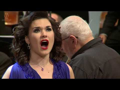 Olga Peretyatko sings Rachmaninov / Ольга Перетятько, три песни Рахманинова