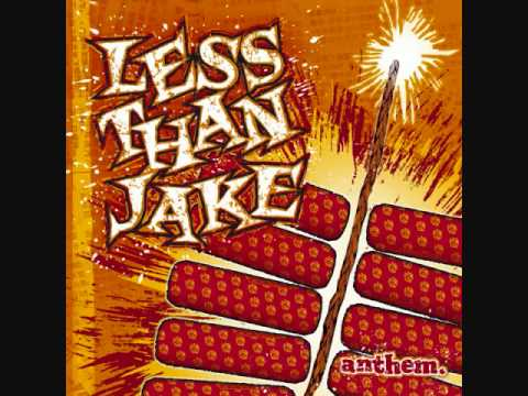"Less Than Jake - ""The Science of Selling Yourself Short"""