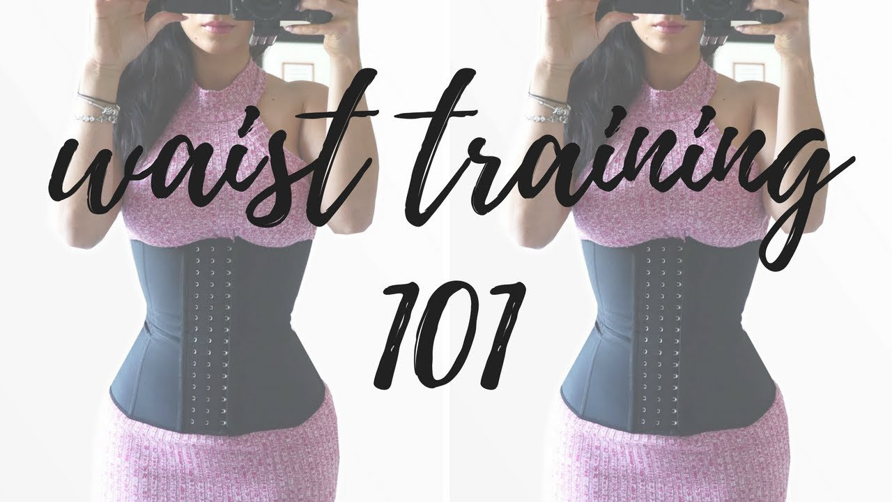 7d8cdc7742 Waist Training 101 - What To Do With Your Old Waist Trainers  - YouTube