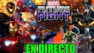 [Marvel Future Fight] Tierra de Sombras en Directo!