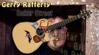 Baker Street - Gerry Rafferty - Acoustic Rhythm Guitar Lesson