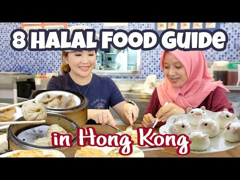 TOP 8 Halal Restaurants in Hongkong for Muslim Travelers - Vlog Myfunfoodiary