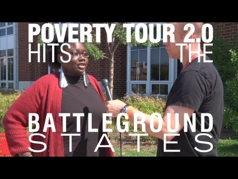 Cornel West and Tavis Smiley's Poverty Tour 2.0 Hits the Battleground States