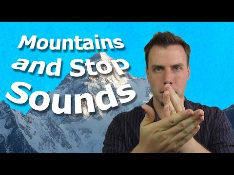 Pronouncing Mountain and Other T Words | Natural English Pronunciation