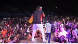 Mozey Radio Ghost Seen While Rude Boy is Performing   Watch Till The End