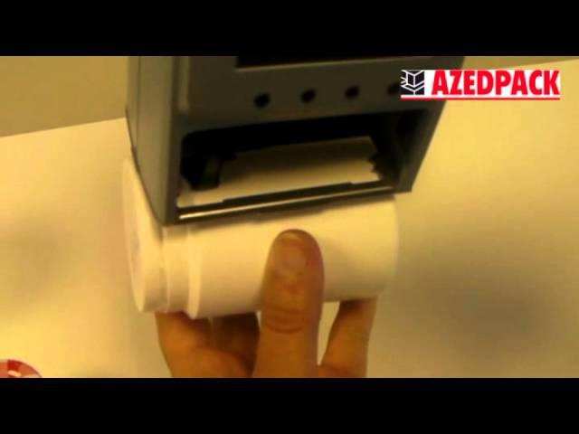 Marquage de couvercle métal ou plastique avec Jetstamp PRO