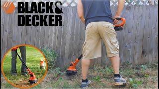 Black & Decker 18 Volt Cordless Cultivator Review