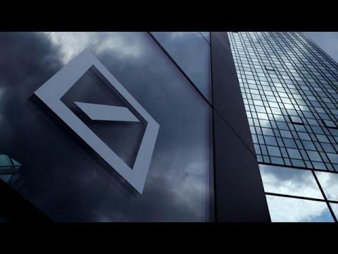 El Deutsche Bank gana dinero en el tercer trimestre, pese a la retirada de fondos - economy