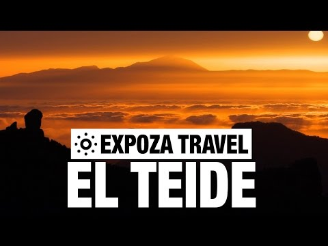 El Teide (Canary Island) Vacation Travel Video Guide