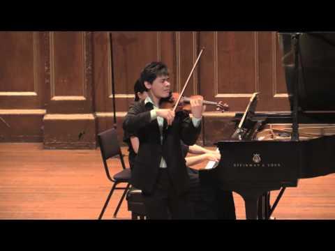 Vitali Chaconne - Angelo Xiang Yu