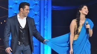 salman khan performance with sunny leone