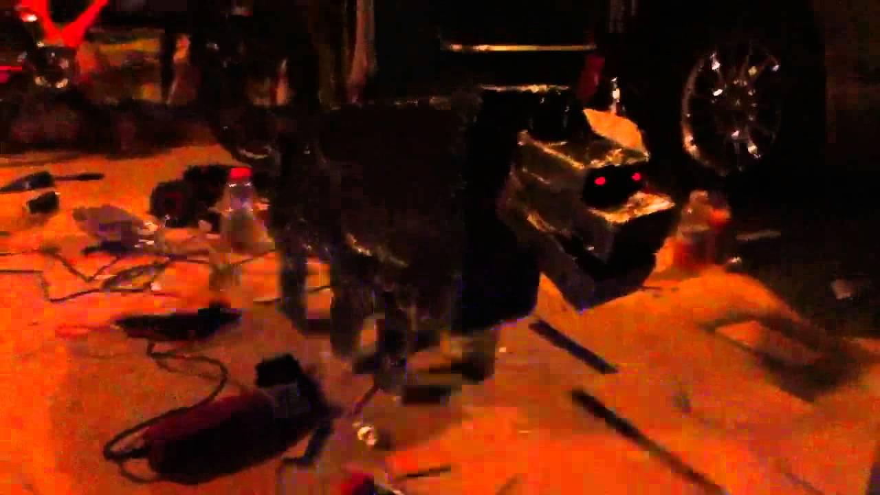 Mechanical Hound - YouTube  Fahrenheit 451 Mechanical Hound Movie