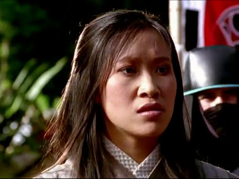 Power Rangers Ninja Storm - The Samurai's Journey - Cam ...