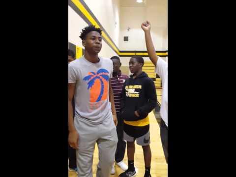 School rap battle MUST WATCH