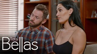 Nikki goes to the doctor: Total Bellas, April 30, 2020