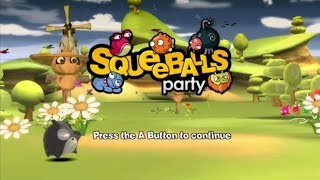 Squeeballs party wii