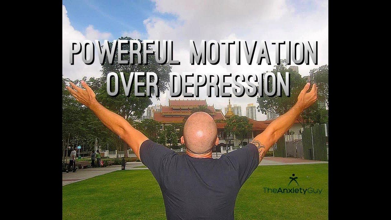 INSPIRATIONAL SPEECH TO OVERCOME DEPRESSION - YouTube