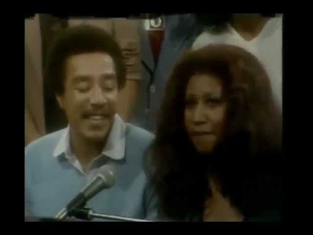 Ooh Baby Baby - Aretha Franklin ft. Smokey Robinson - Live