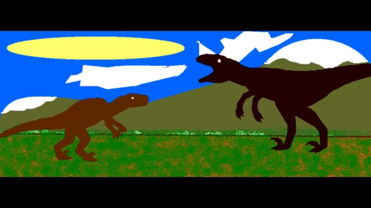 Velociraptor vs. Utahraptor - YouTube